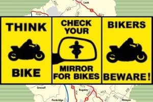 Wondering what all those yellow signs on the main roads of the county are for?